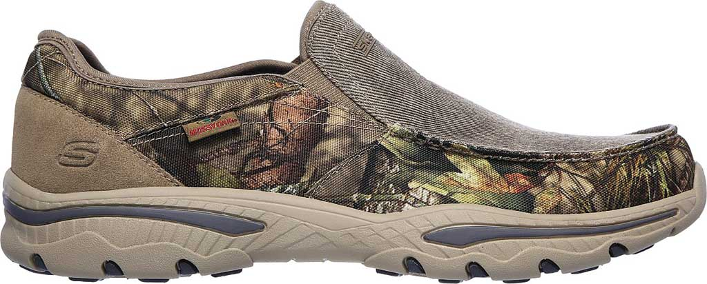 Men's Skechers Relaxed Fit Creston Moseco Loafer, Camouflage, large, image 2