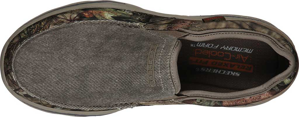 Men's Skechers Relaxed Fit Creston Moseco Loafer, Camouflage, large, image 4