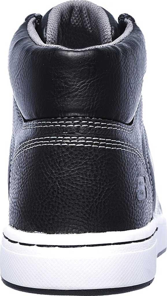 Men's Skechers Work Watab Stirling Steel Toe High Top, Charcoal, large, image 4