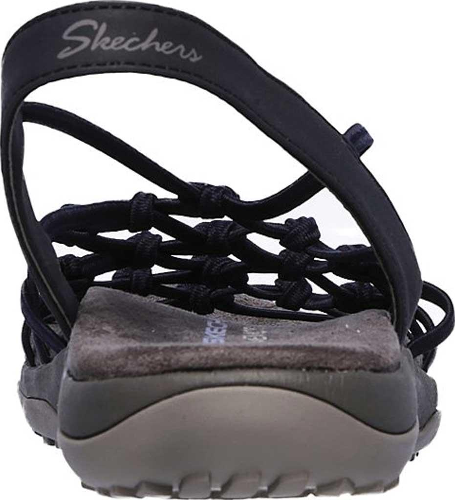 Women's Skechers Reggae Slim Forget Me Knot Slingback Sandal, , large, image 4