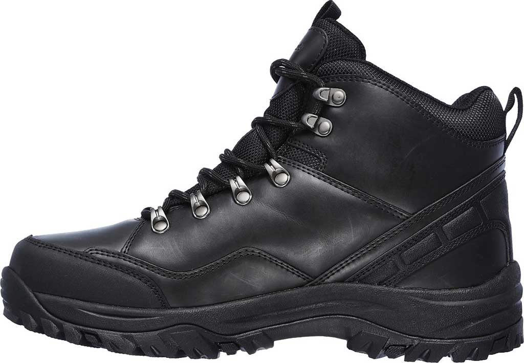 Men's Skechers Relaxed Fit Relment Traven Hiking Boot, , large, image 3