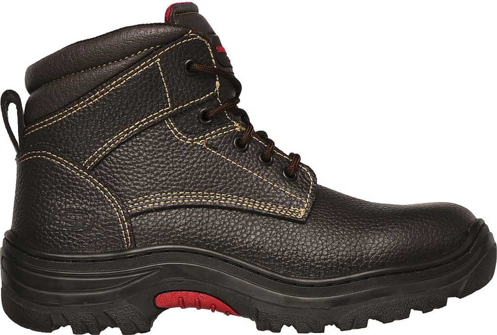 Men's Skechers Work Relaxed Fit Burgin Congaree Boot, , large, image 2