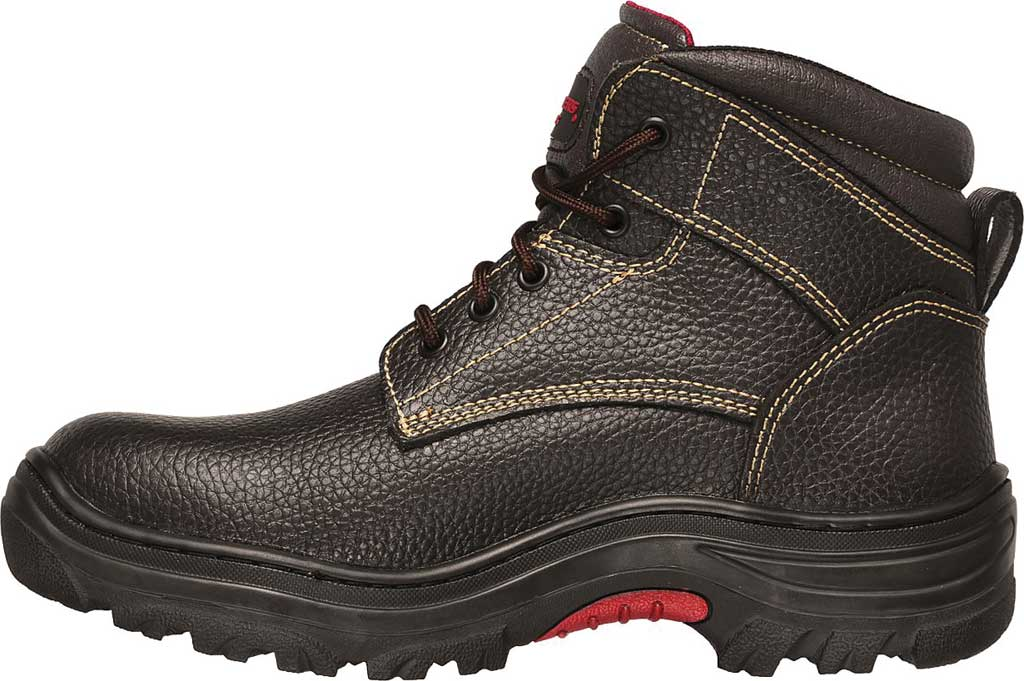 Men's Skechers Work Relaxed Fit Burgin Congaree Boot, , large, image 3