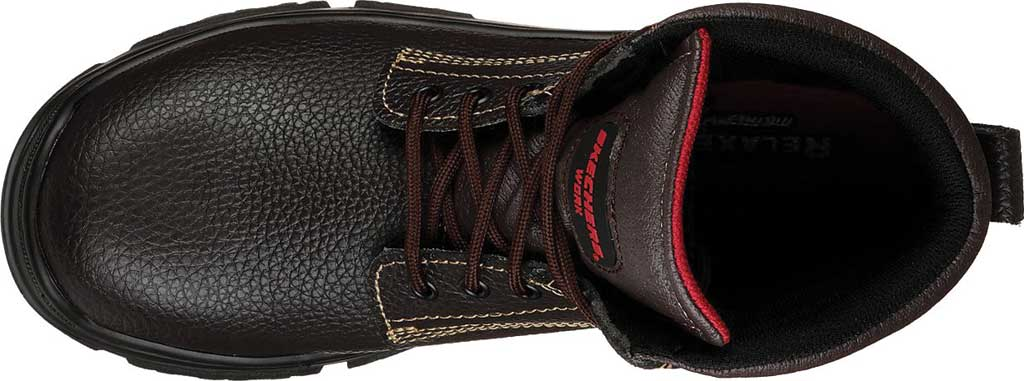 Men's Skechers Work Relaxed Fit Burgin Congaree Boot, , large, image 4