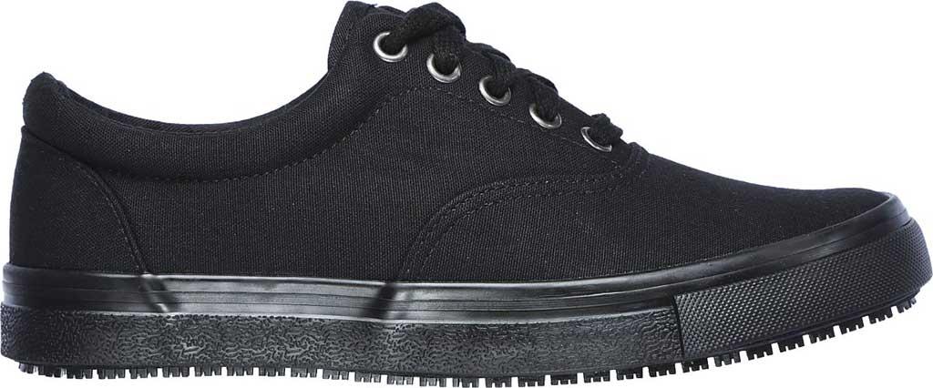 Women's Skechers Work Relaxed Fit Sudler Slip Resistant Shoe, Black, large, image 2