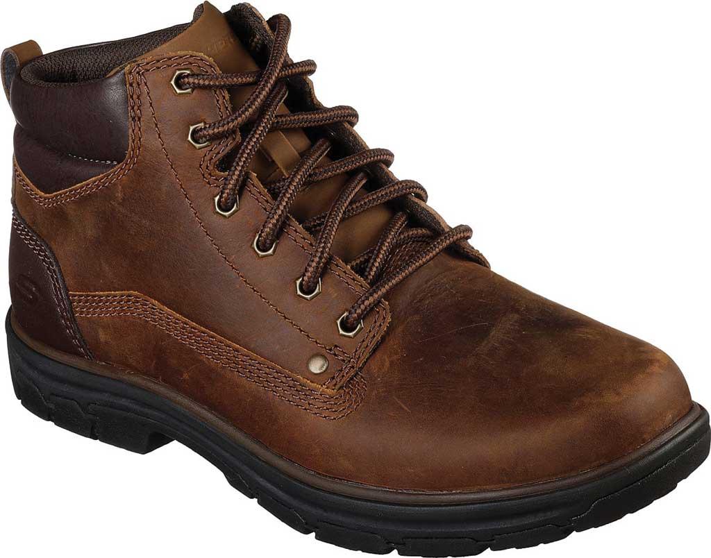 Men's Skechers Relaxed Fit Segment Garnet Boot, , large, image 1