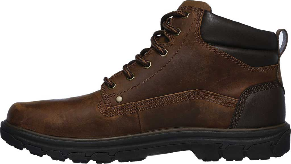 Men's Skechers Relaxed Fit Segment Garnet Boot, , large, image 3