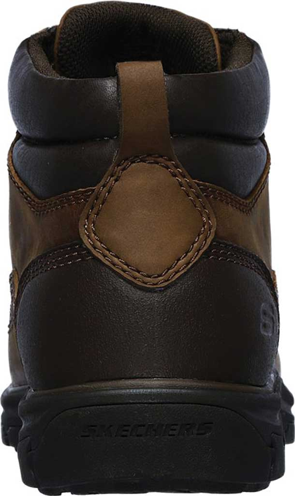 Men's Skechers Relaxed Fit Segment Garnet Boot, , large, image 4
