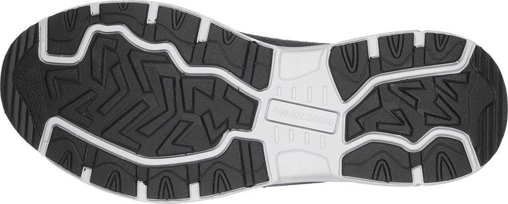 Men's Skechers Relaxed Fit Oak Canyon Sneaker, Navy/Black, large, image 6