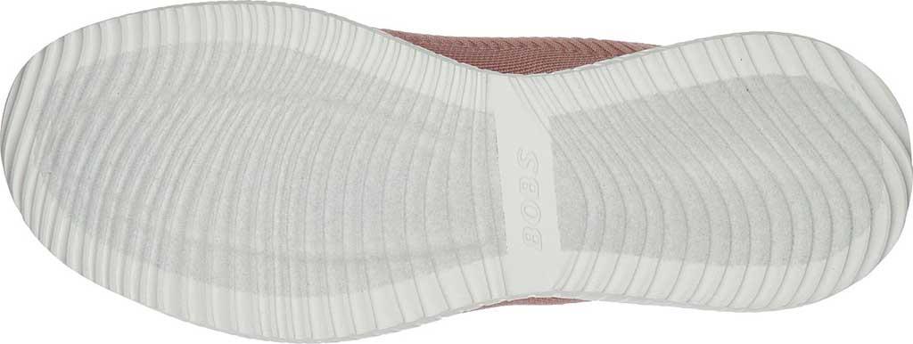 Women's Skechers BOBS Sport Squad Tough Talk Sneaker, Blush Pink, large, image 5