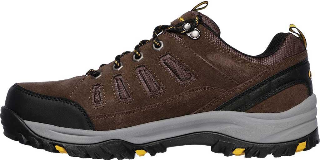 Men's Skechers Relaxed Fit Relment Sonego Hiking Shoe, Khaki, large, image 3