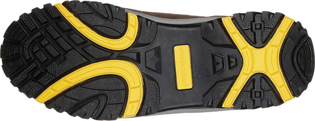 Men's Skechers Relaxed Fit Relment Sonego Hiking Shoe, Khaki, large, image 4