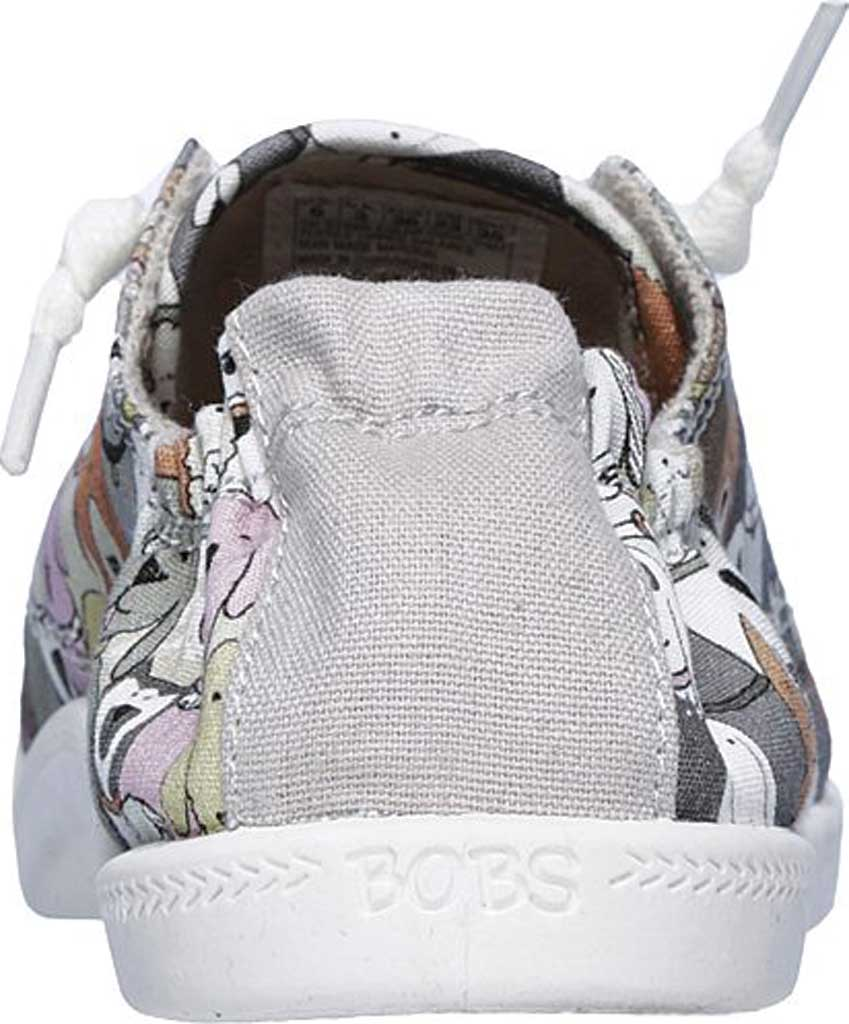 Women's Skechers BOBS Beach Bingo Dog House Party Sneaker, Taupe/Multi, large, image 4