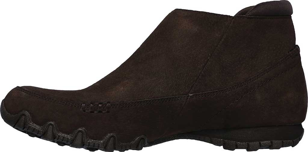 Women's Skechers Relaxed Fit Bikers Zippiest Ankle Boot, , large, image 3
