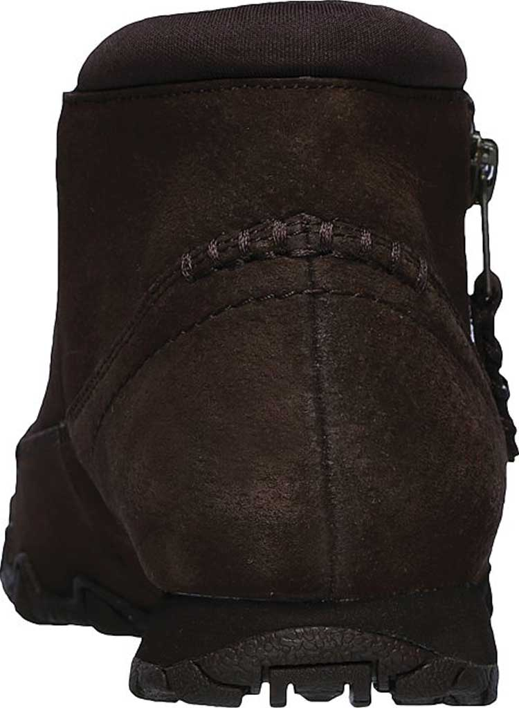 Women's Skechers Relaxed Fit Bikers Zippiest Ankle Boot, , large, image 4