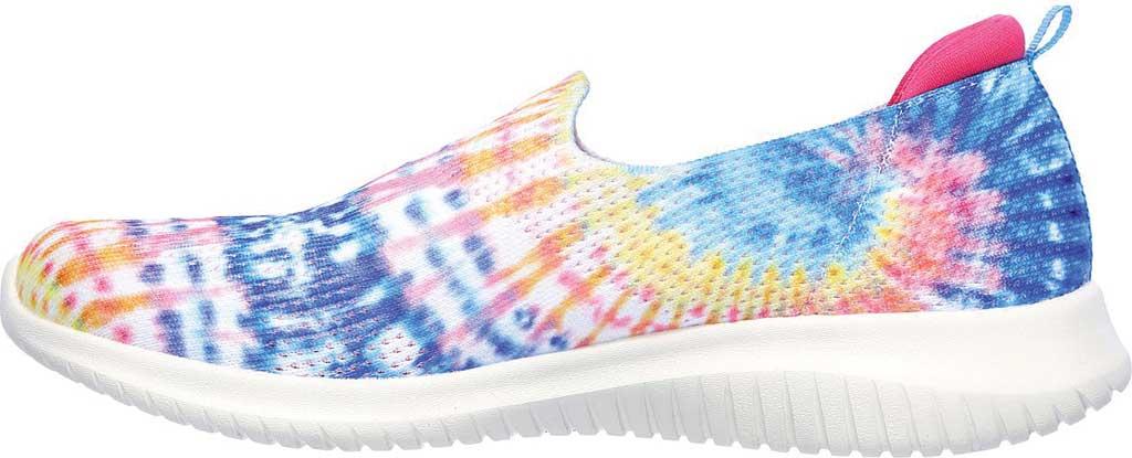 Women's Skechers Ultra Flex Harmonious Slip On Sneaker, Multi, large, image 3