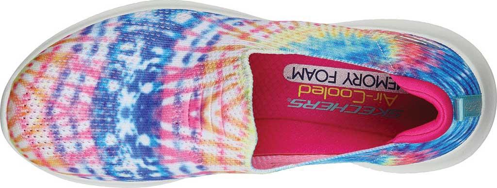 Women's Skechers Ultra Flex Harmonious Slip On Sneaker, Multi, large, image 4