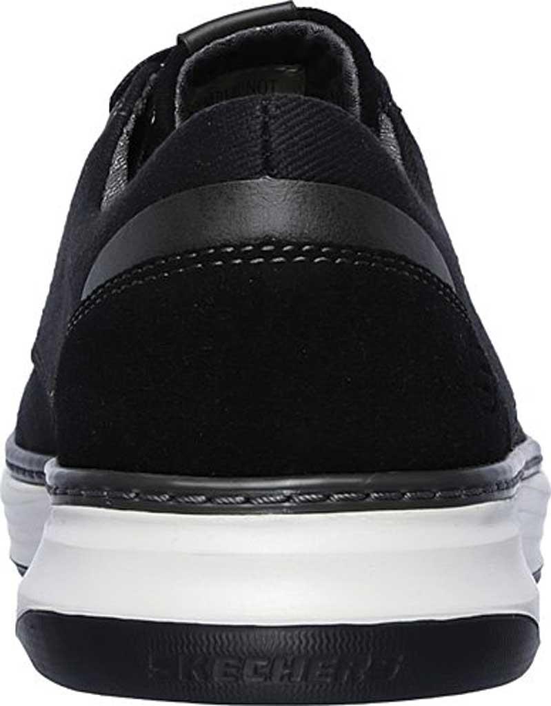 Men's Skechers Moreno Ederson Sneaker, Black, large, image 4
