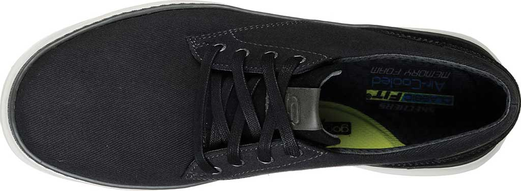 Men's Skechers Moreno Ederson Sneaker, Black, large, image 5