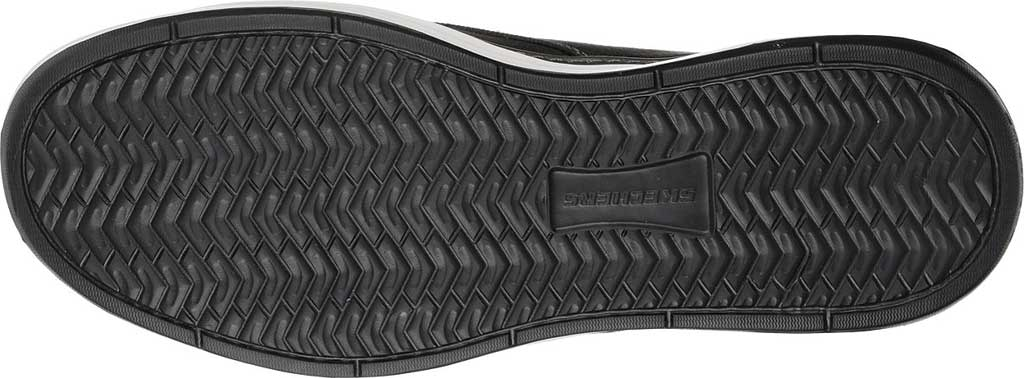 Men's Skechers Moreno Ederson Sneaker, Black, large, image 6