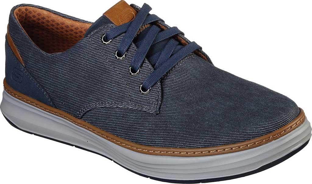Men's Skechers Moreno Ederson Sneaker, Navy, large, image 1