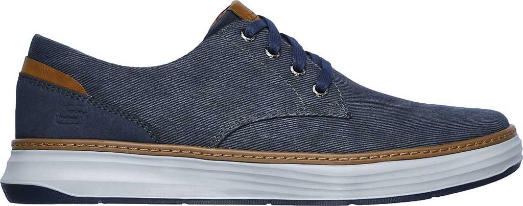 Men's Skechers Moreno Ederson Sneaker, Navy, large, image 2