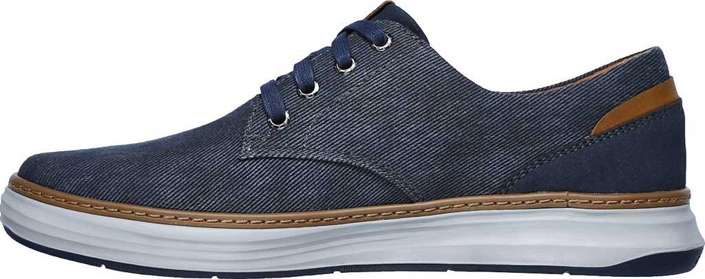 Men's Skechers Moreno Ederson Sneaker, Navy, large, image 3