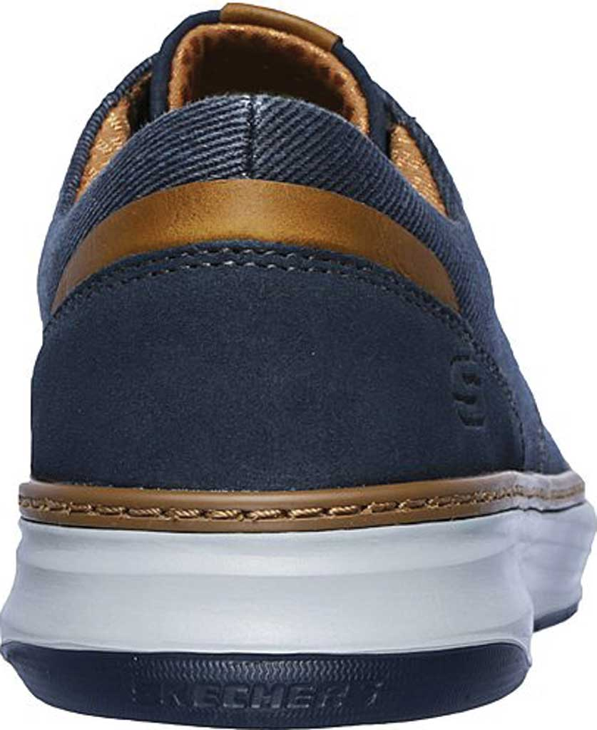 Men's Skechers Moreno Ederson Sneaker, Navy, large, image 4