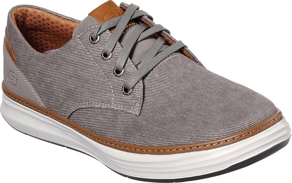 Men's Skechers Moreno Ederson Sneaker, Taupe, large, image 1