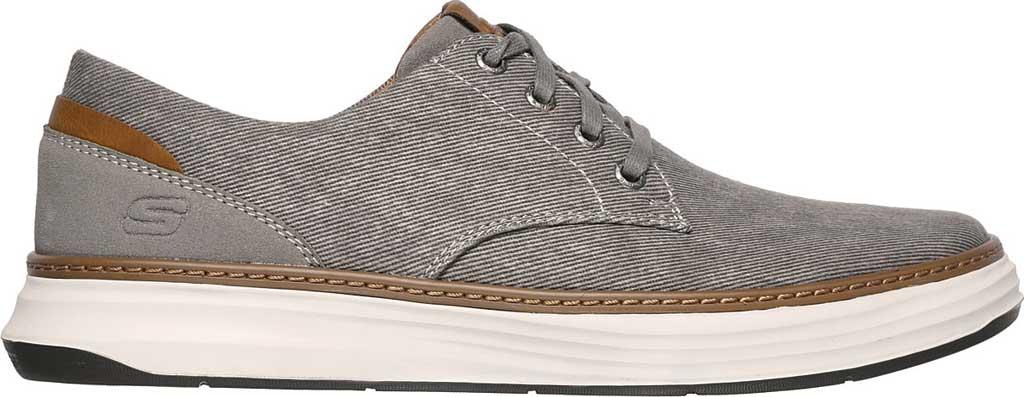 Men's Skechers Moreno Ederson Sneaker, Taupe, large, image 2