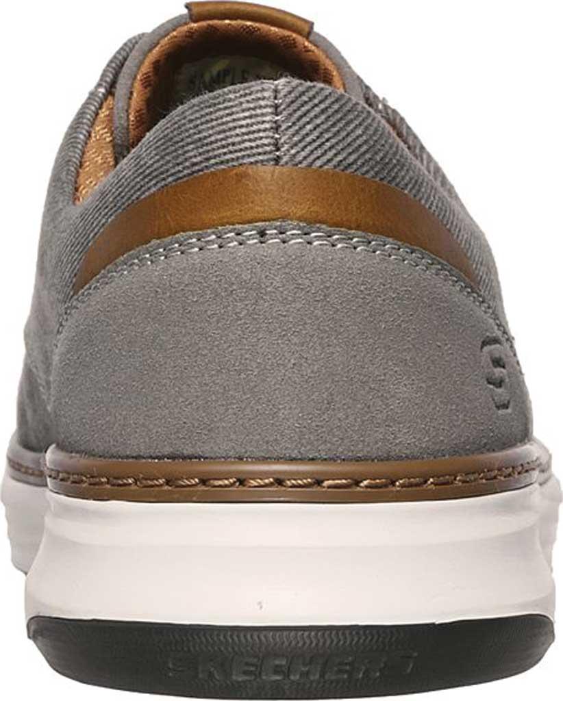 Men's Skechers Moreno Ederson Sneaker, Taupe, large, image 4