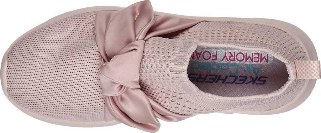 Girls' Skechers Modern Jogger Debbie Sneaker, Pink, large, image 4