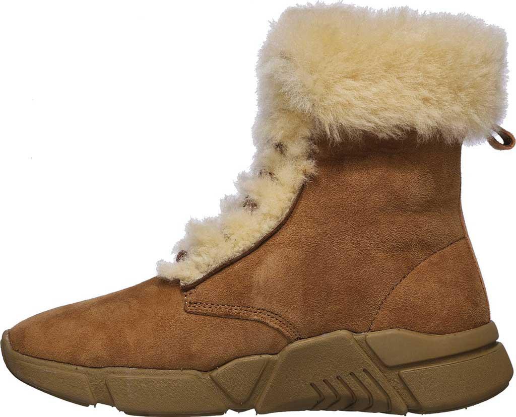 Women's Mark Nason Los Angeles Block Apres Boot, Chestnut, large, image 3