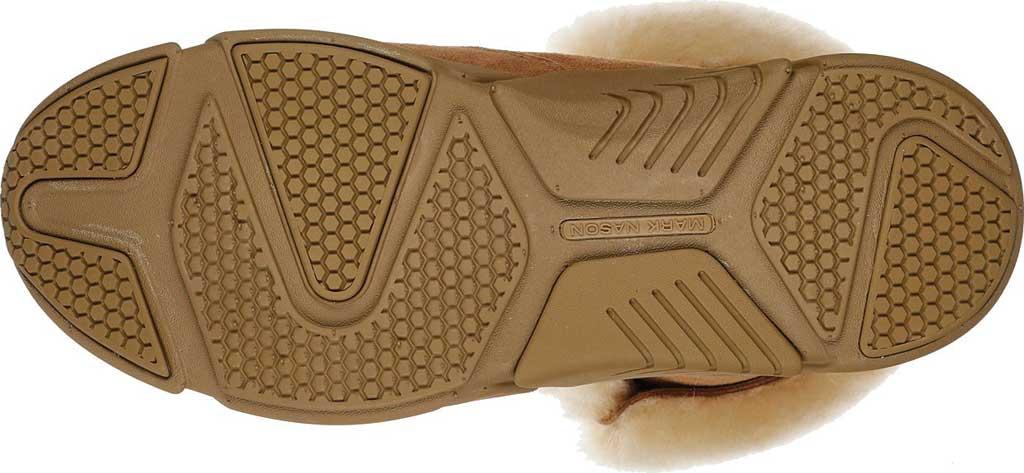 Women's Mark Nason Los Angeles Block Apres Boot, Chestnut, large, image 6