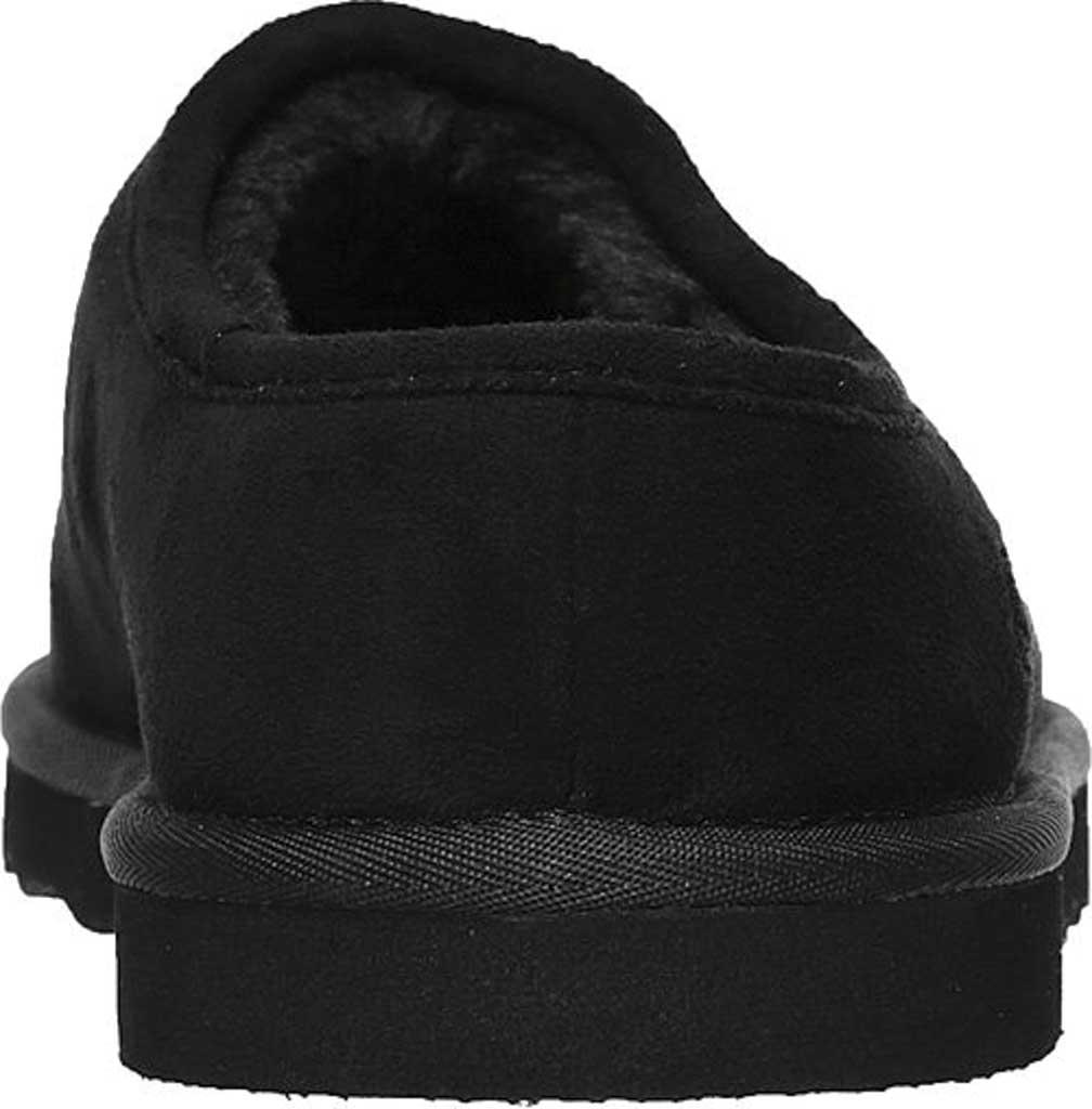 Men's Skechers Relaxed Fit Renten Lemato Clog Slipper, Black, large, image 4