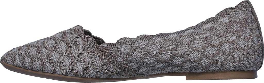 Women's Skechers Cleo Honeycomb Ballet Flat, , large, image 3