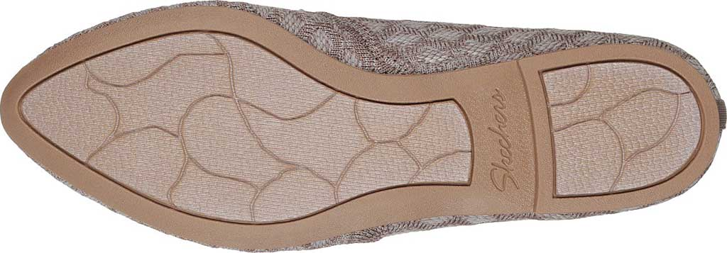 Women's Skechers Cleo Honeycomb Ballet Flat, , large, image 6