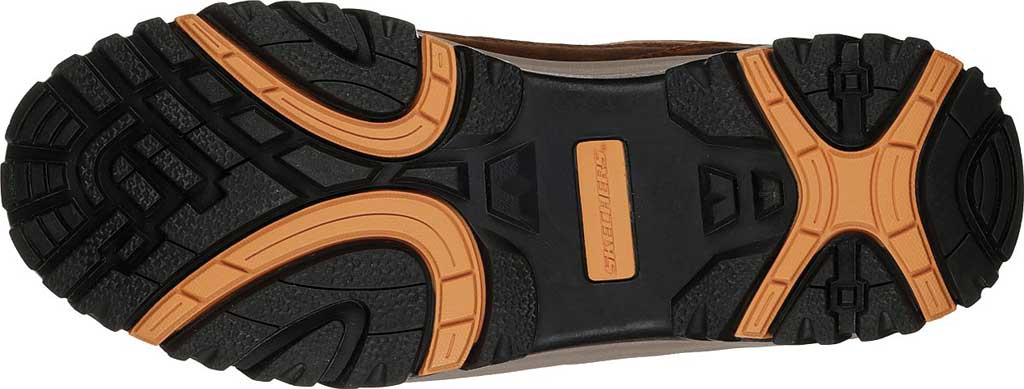 Men's Skechers Relaxed Fit Relment Semego Hiking Shoe, Brown, large, image 6