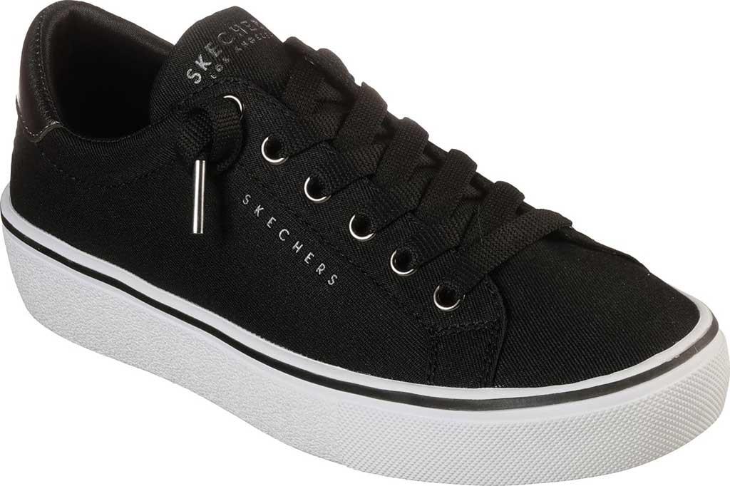 Women's Skechers Goldie 2.0 Genuine Slip-On Sneaker, Black, large, image 1
