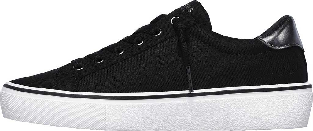 Women's Skechers Goldie 2.0 Genuine Slip-On Sneaker, Black, large, image 3