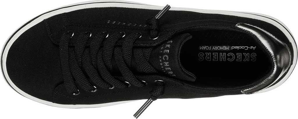 Women's Skechers Goldie 2.0 Genuine Slip-On Sneaker, Black, large, image 5