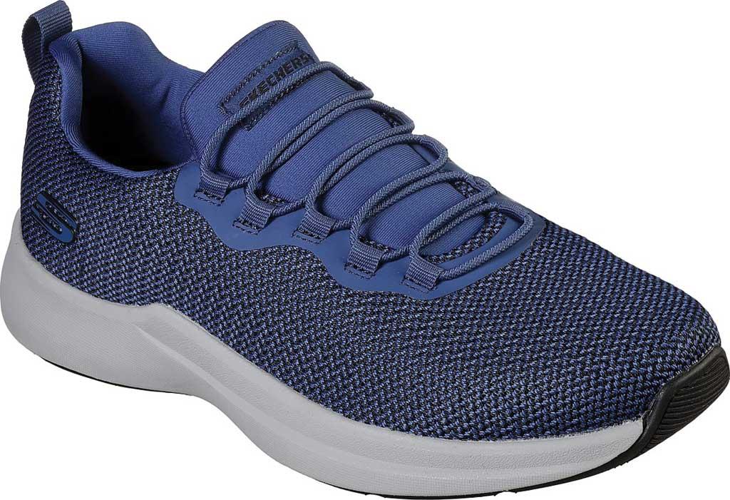 Men's Skechers Terraza Prylea Walking Shoe, Blue/Black, large, image 1