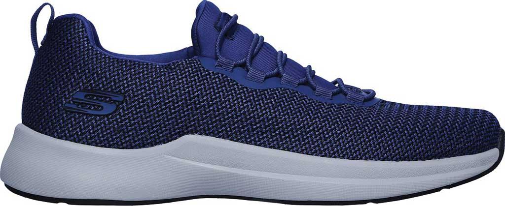Men's Skechers Terraza Prylea Walking Shoe, Blue/Black, large, image 2