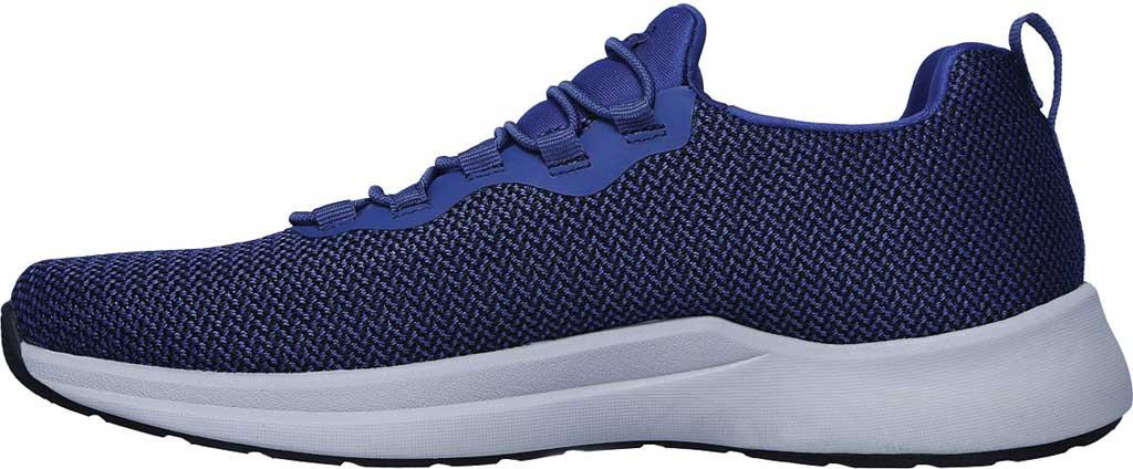 Men's Skechers Terraza Prylea Walking Shoe, Blue/Black, large, image 3