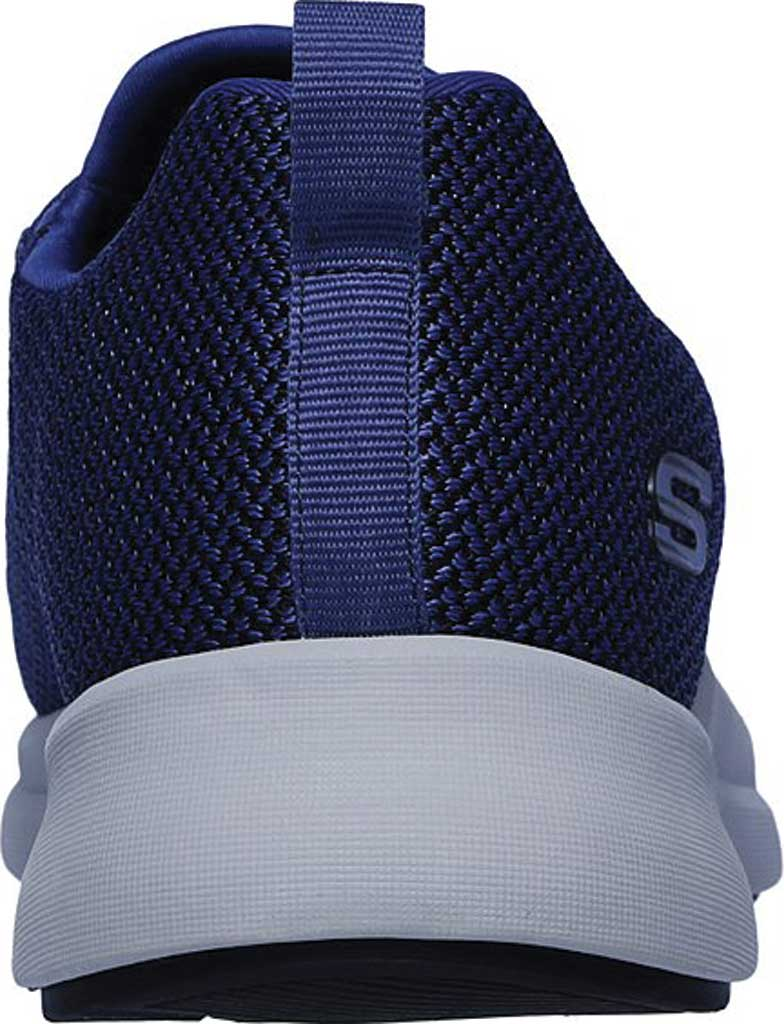 Men's Skechers Terraza Prylea Walking Shoe, Blue/Black, large, image 4