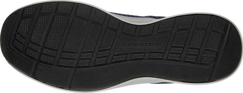 Men's Skechers Terraza Prylea Walking Shoe, Blue/Black, large, image 6