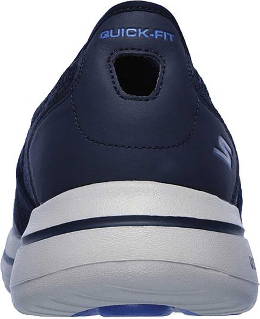 Men's Skechers GOwalk 5 Apprize Slip On Sneaker, Navy, large, image 4