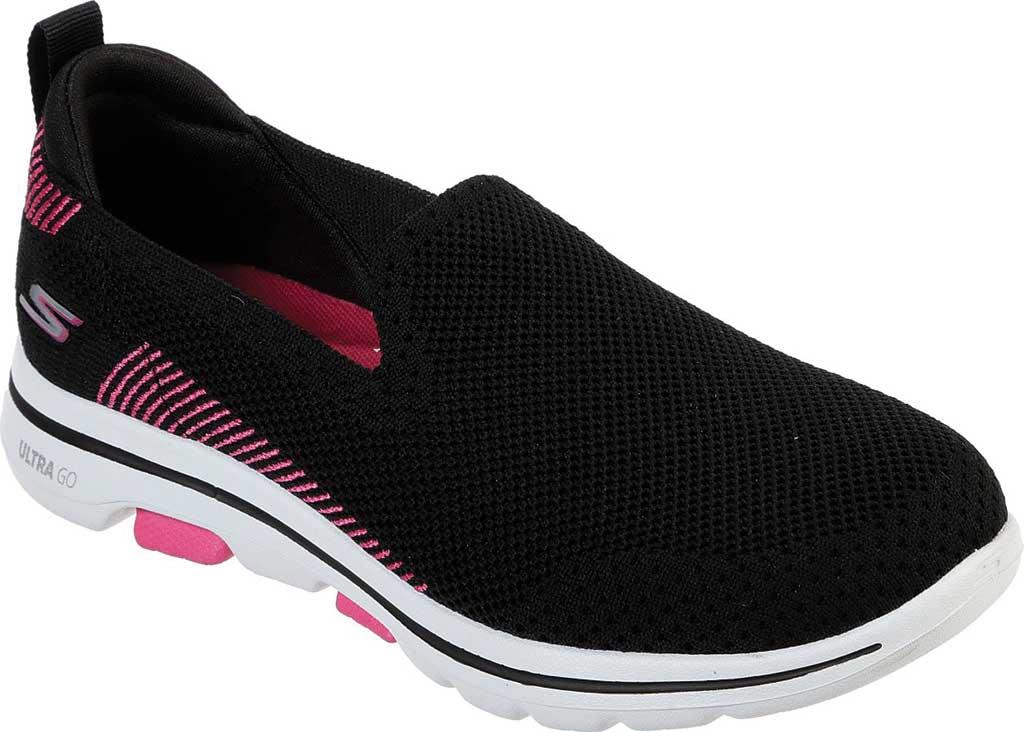 Women's Skechers GOwalk 5 Prized Slip On Sneaker, , large, image 1