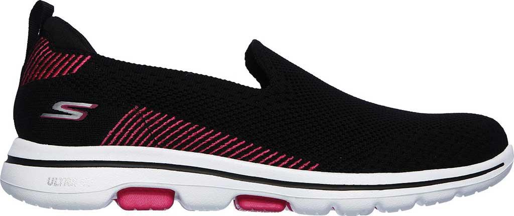 Women's Skechers GOwalk 5 Prized Slip On Sneaker, , large, image 2