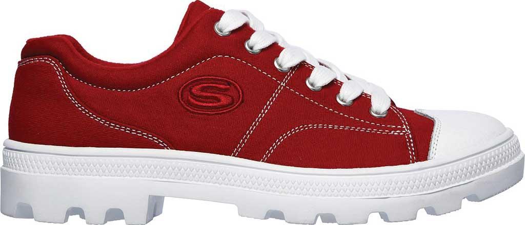 Women's Skechers Roadies True Roots Sneaker, Red, large, image 2